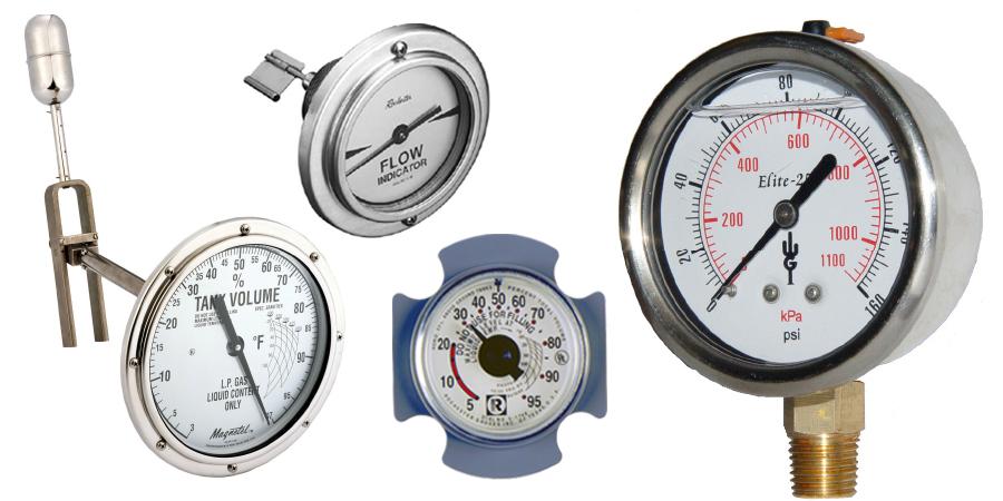 Gauges & Dials