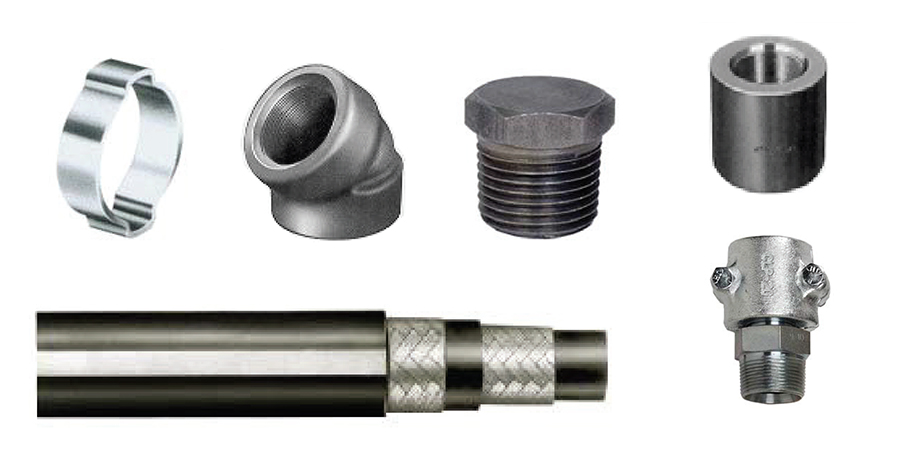 Hose, Couplings & Fittings