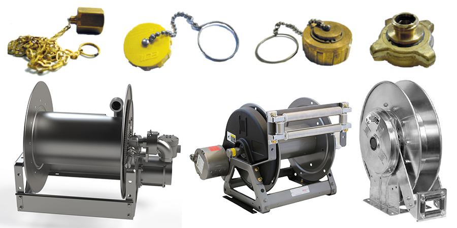 Hose Reels, Fittings & Other